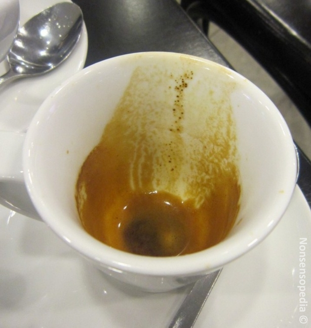 Gran Delicaton espresson mukana sai myös suullisen purua