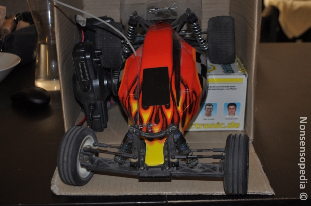 RC10 B4 Buggy Asso Stealth