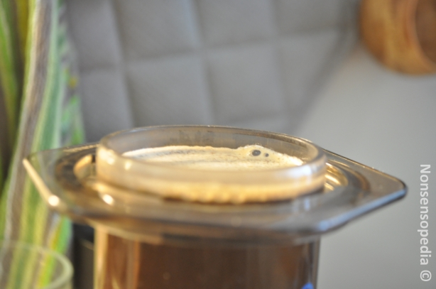 aeropress inverted