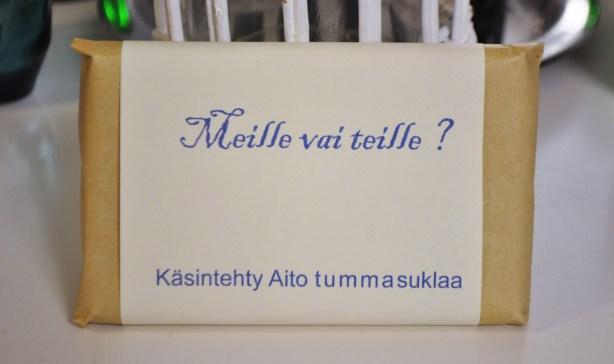 """Sate Herkkupuoti . com, Keski-Suomessa toimiva perheyrtys tekee näitä käsin. """"Pakko saada""""-kamaa"""