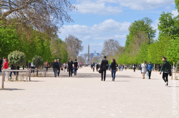 Arc de Triomphe ja Concorde