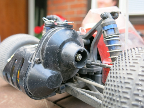 dusty rocky motor