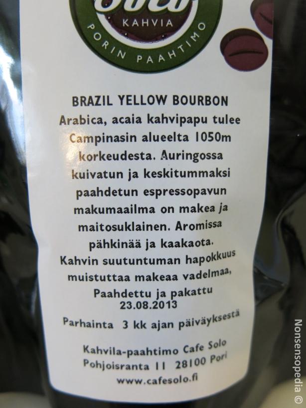 Brazil Yellow Bourbon