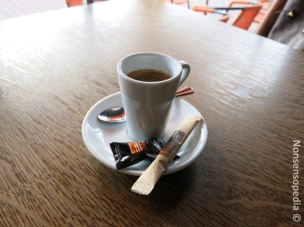 Solossa espressolla