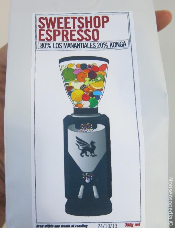 Sweetshop espresso