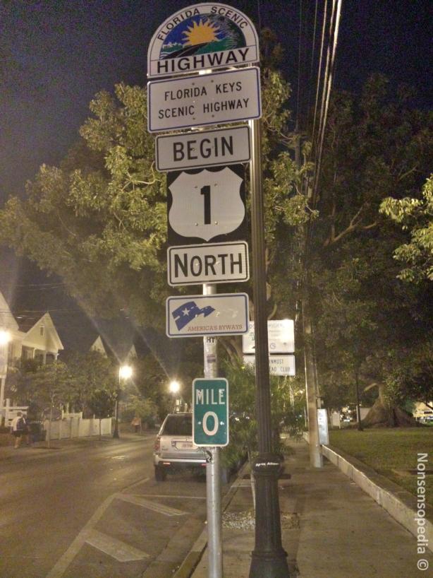 se alkaa sit ny, nimittäin Highway no 1.