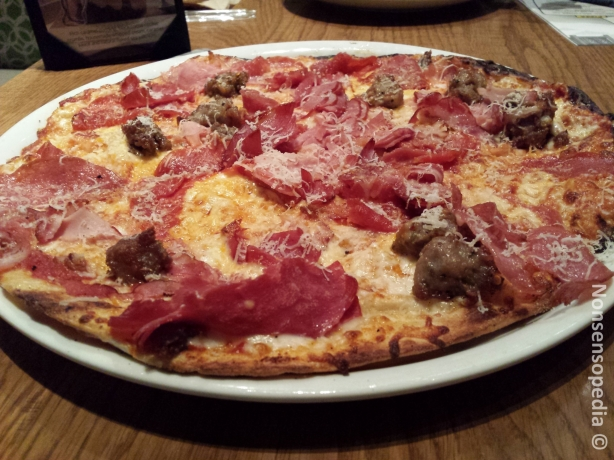 The Meat Cravers California Pizza Housessa