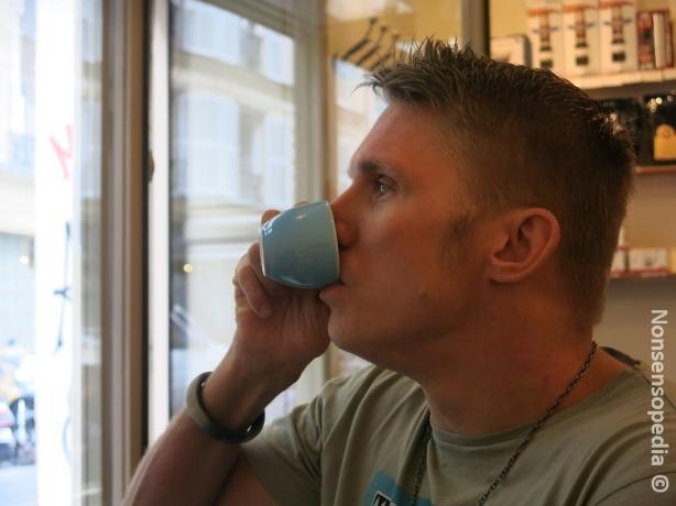 Viimein kunnollinen espresso, papuina TW:n Kenialaista