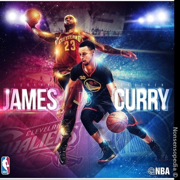 NBA James Curry