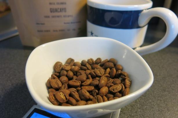 Guacayo beans