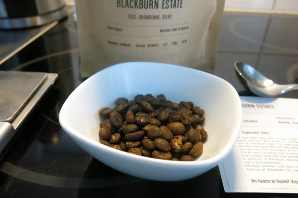 Tanzania beans